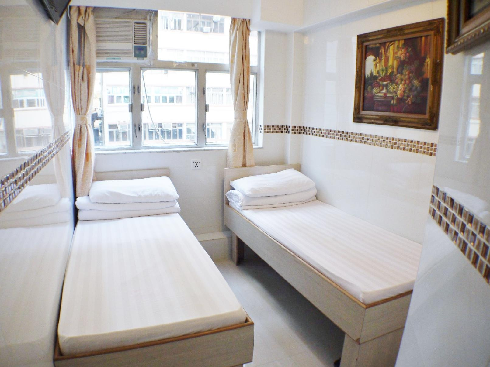 Hotel Guest House Vincent Hill Guest House In Hong Kong - Room Deals, Photos