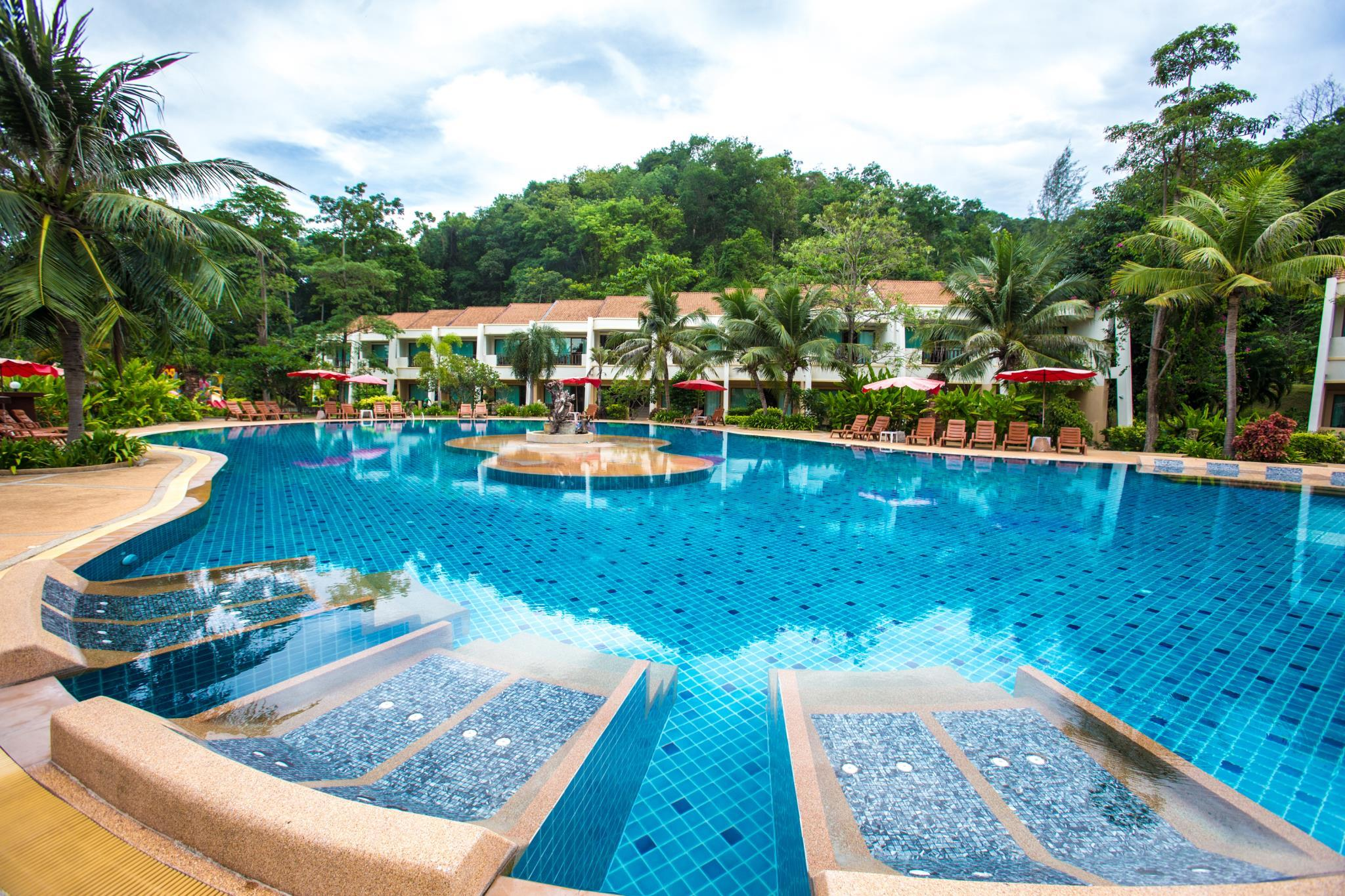 Luxus Outdoor Pool Lanta Resort In Koh Lanta Room Deals Photos Reviews