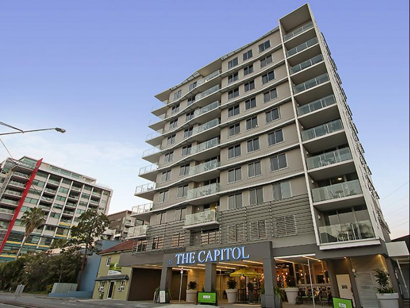Brisbane Airport Parking Deals Best Price On The Capitol Apartments In Brisbane 43 Reviews
