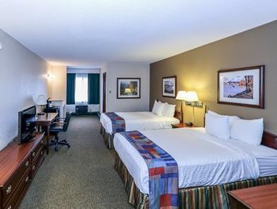 Quality Inn Wausau Photo Guest Room