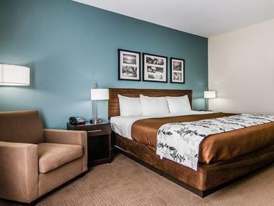 Sleep Inn & Suites Longview North Photo Guest Room