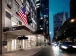 Club Quarters Hotel, opposite Rockefeller Center New York