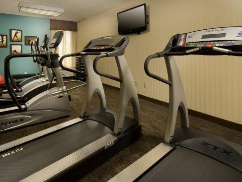 Drury Inn and Suites Jackson MS Photo Fitness Room