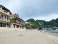 Accommodations in Palawan   Hotels, El Nido Beach Hotel
