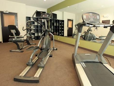 Sleep Inn & Suites Downtown - Convention Center Photo Fitness Room