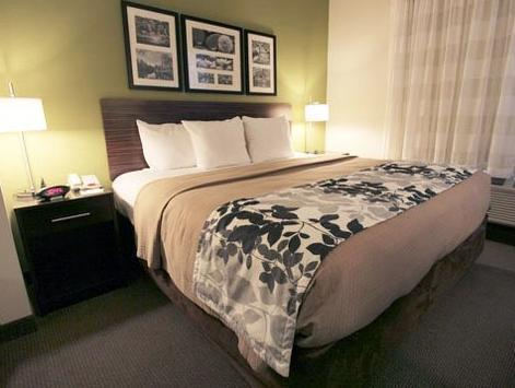 1 King Bed, No Smoking Sleep Inn & Suites Downtown - Convention Center
