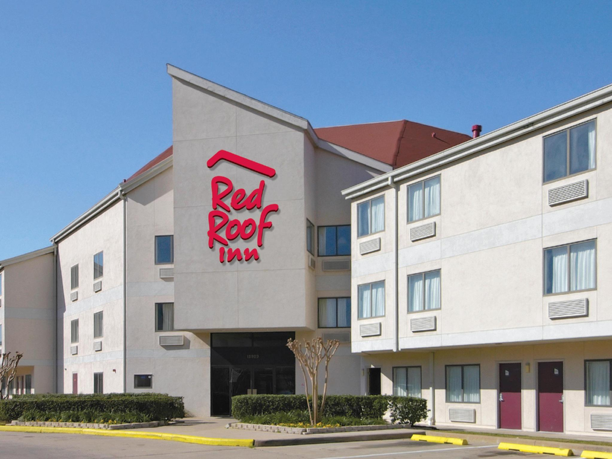 Red Roof Inn El Paso West Photo Exterior