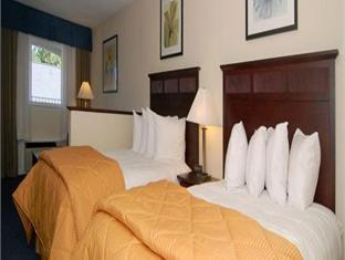 2 Double Beds, Smoking Quality Inn and Suites Williamsburg Central