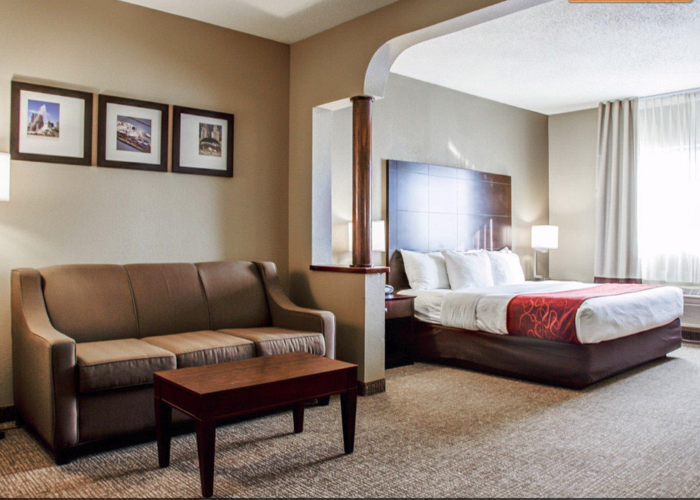 1 Queen Bed, Suite, No Smoking Comfort Suites Lombard - Addison