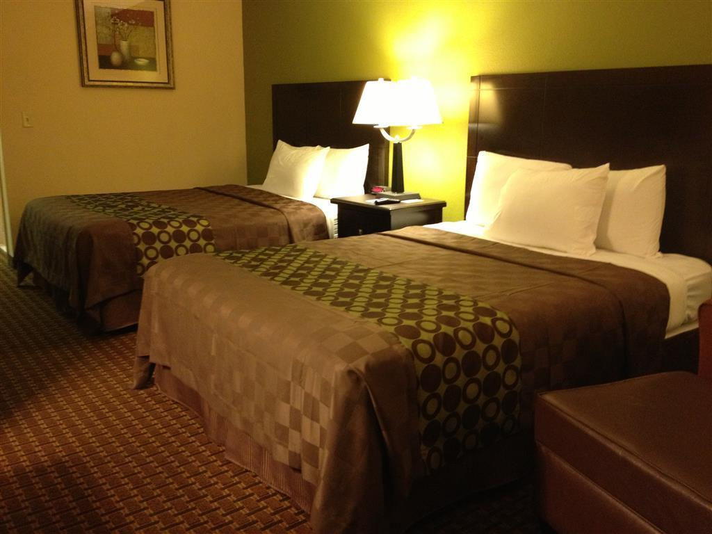 2 Queen Bed Smoking Windwater Hotel Corpus Christi