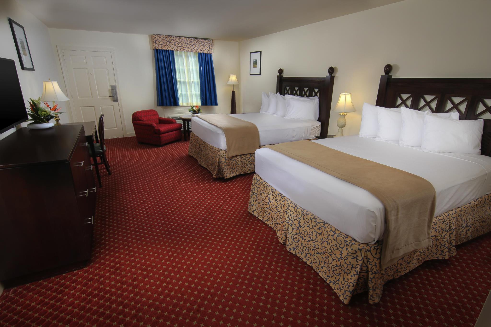 Double Queen Guest Room Westgate Williamsburg Resort