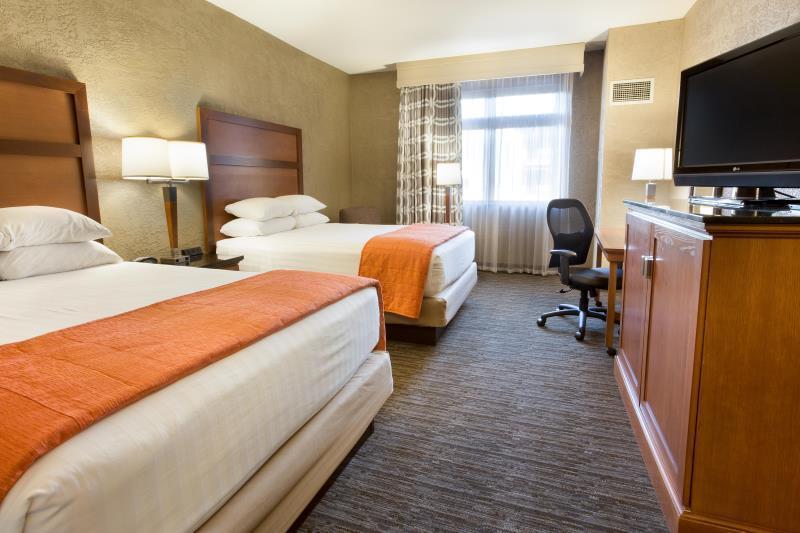 2 Queen Beds Deluxe ADA Accessible Non Smoking Drury Inn and Suites Flagstaff