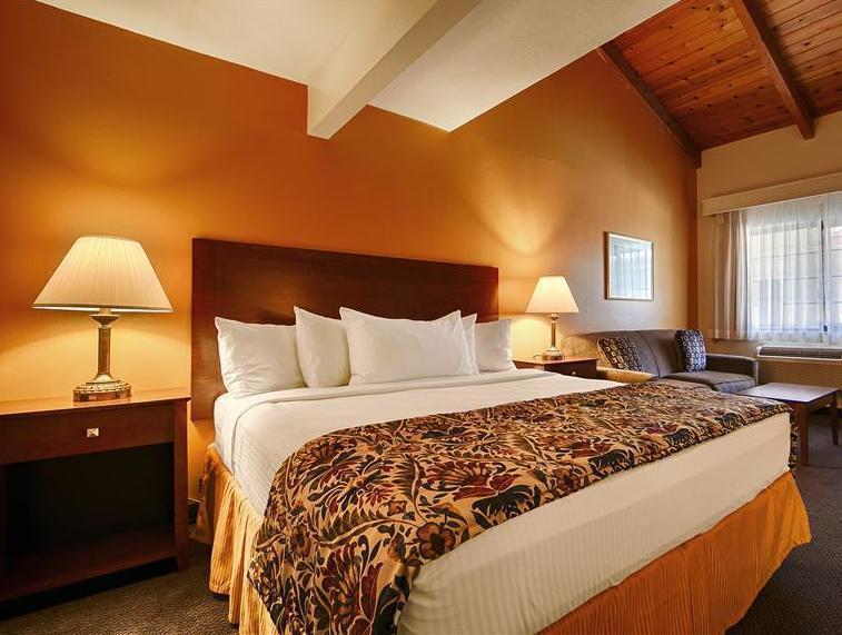 Roll In Shower 1 Queen Bed Best Western Inn