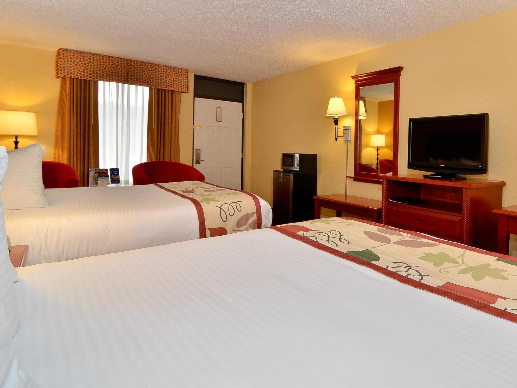 2 Double Beds Smoking Best Western Corbin Inn
