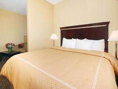 1 King Bed, Suite, No Smoking Comfort Suites