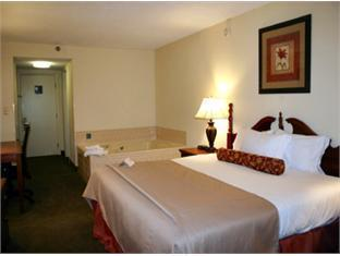 Suite-1 King Oversized with Whirlpool Best Western River City Hotel