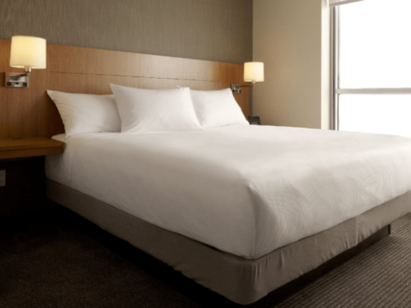 Guestroom Two Beds Hyatt Place West Palm Beach Downtown