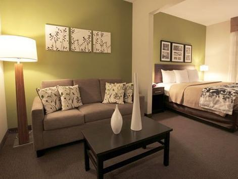 1 King Bed, Suite, No Smoking Sleep Inn & Suites Downtown - Convention Center