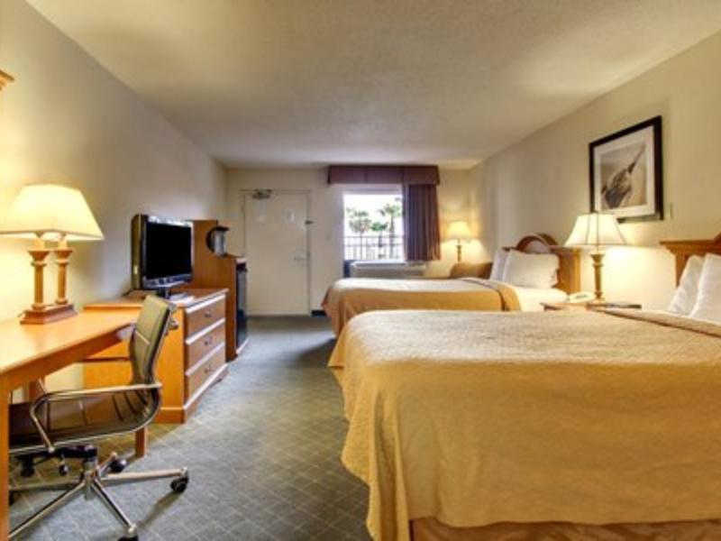 2 Double Beds, No Smoking - Stay 5 & Save Quality Inn Biloxi Beach Biloxi