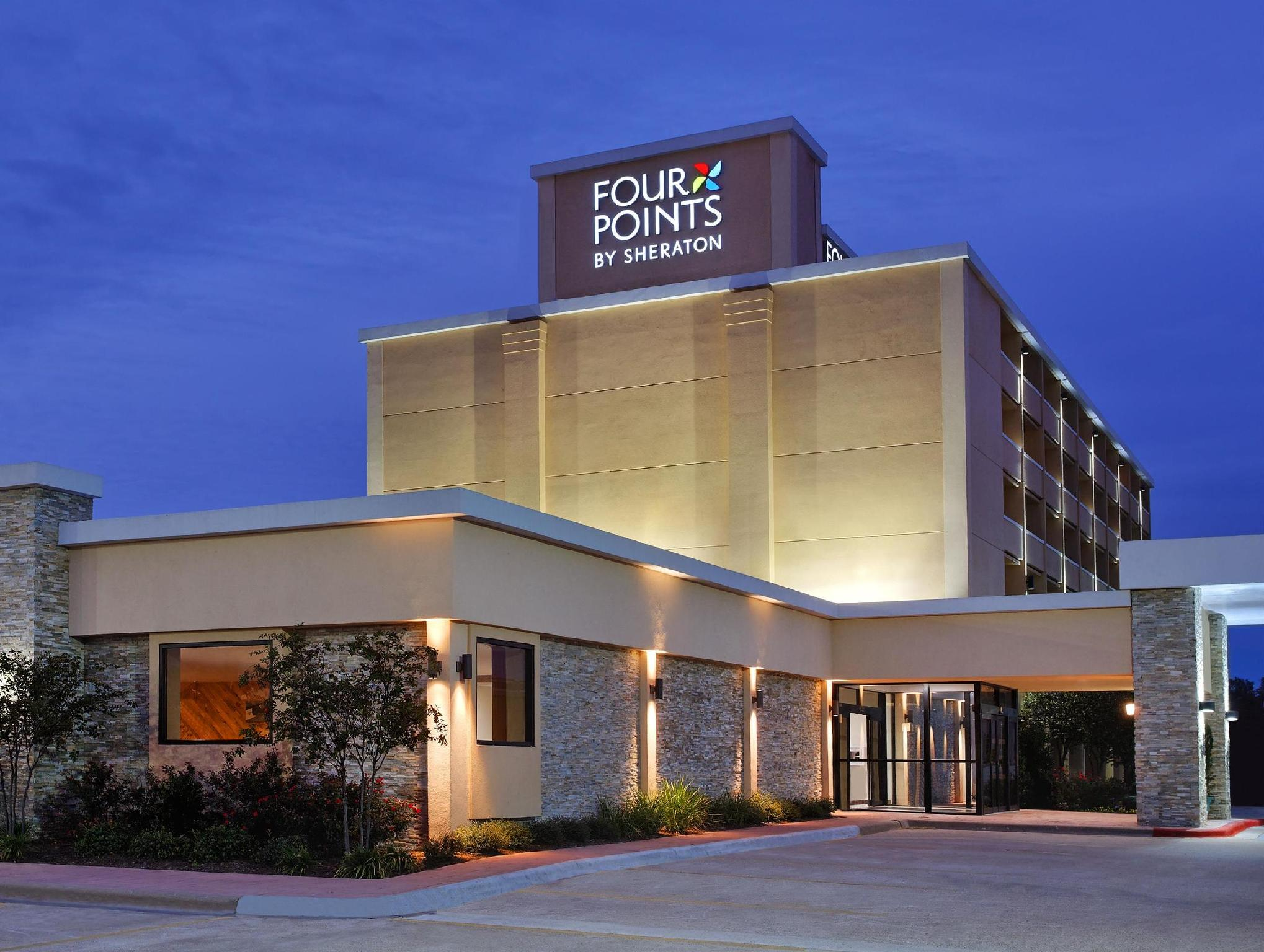 Four Points by Sheraton College Station Photo Exterior