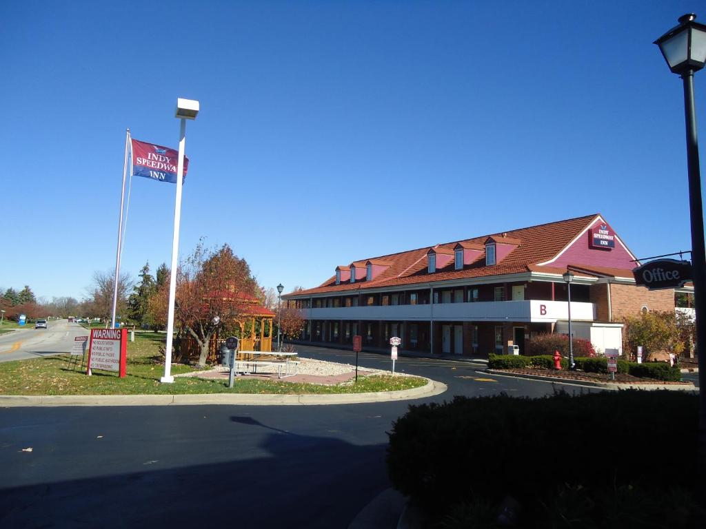 Speed Way Best Price On Indy Speedway Inn In Indianapolis In Reviews