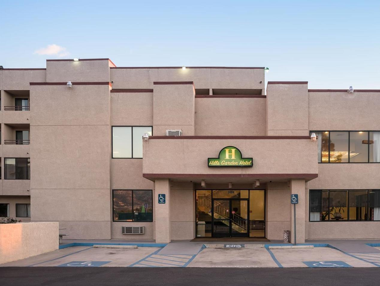 Hills Garden Hotel San Bernardino San Bernardino (CA)