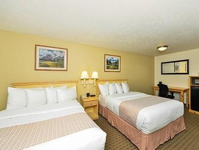 Quality Inn and Suites Coeur D Alene Photo Guest Room
