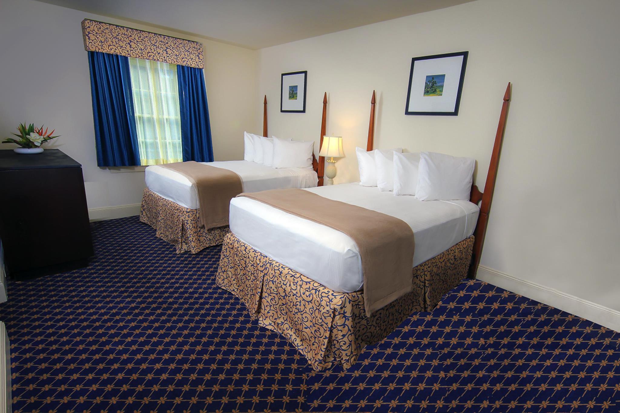 Double Guest Room Westgate Williamsburg Resort