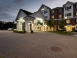 Country Inn & Suites By Carlson Manchester Airport NH New Hampshire