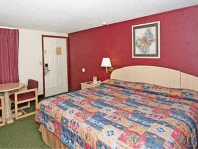 1 King Bed Non-Smoking Econo Lodge