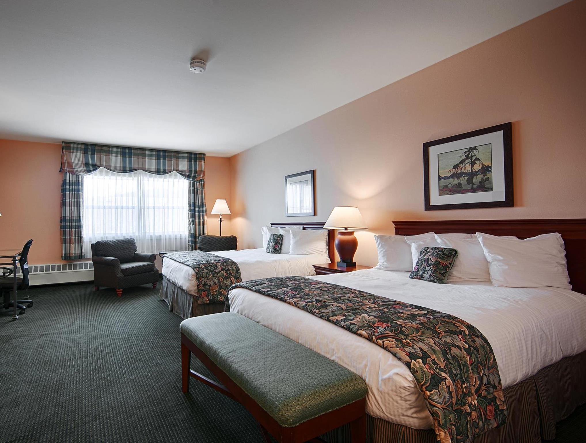 2 Queen Beds Nonsmoking Best Western PLUS Landing Hotel
