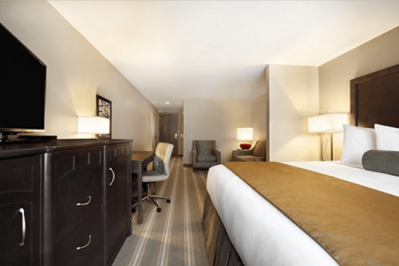 1 Bedroom Suite King Bed - Advanced Purchase 3 Country Inn & Suites By Carlson
