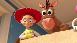 Bullseye Character From Toy Story 2 Pixar Planetfr