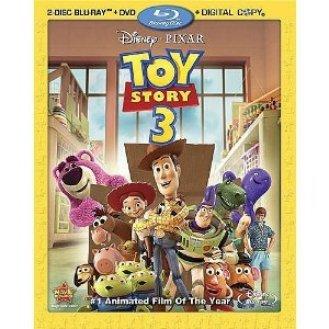 Toy Story 3 BD/DVD Set
