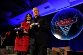 Cars 2 Event - Michael Caine & Emily Mortimer Image 2