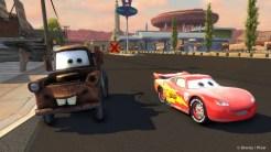 Kinect Rush - Cars
