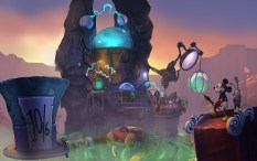 Epic Mickey 2 Concept Art - Mad Doctor's Tower