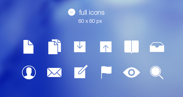 Mockup Design App Tab Bar Icons Ios 7 | Media Icons | Pixeden