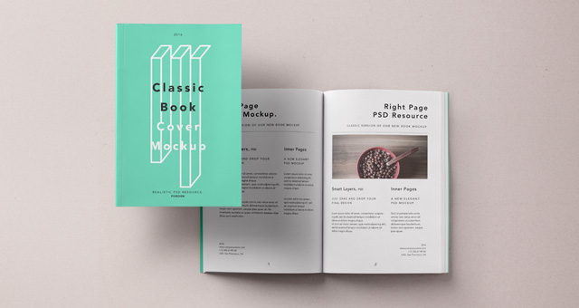 A5 Invitation Mockup Psd Paperback Psd Book Mockup | Psd Mock Up Templates | Pixeden