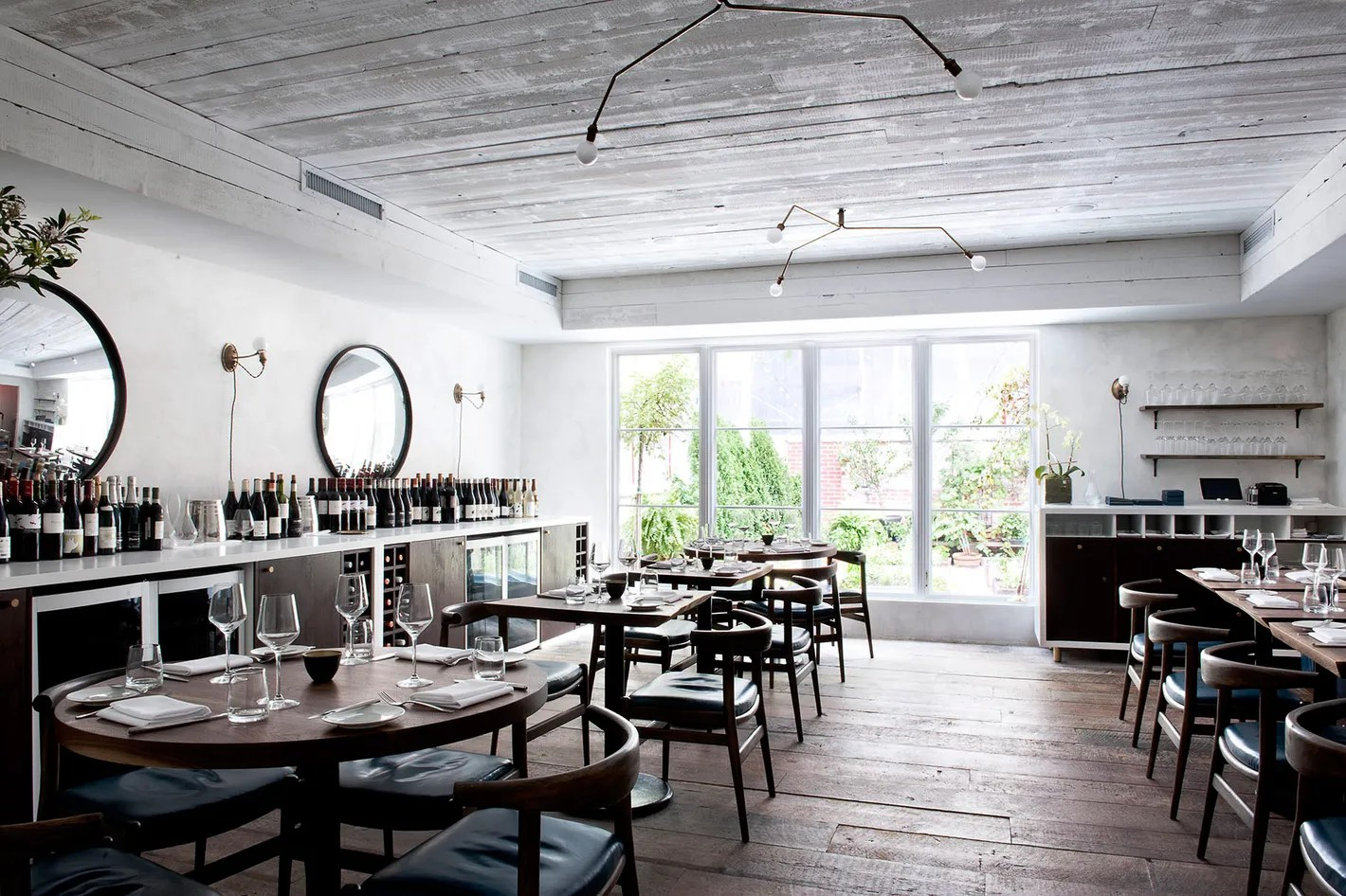 John Andrews Farmhouse Restaurant The Next Avroko 11 New York Restaurant Designers To Watch