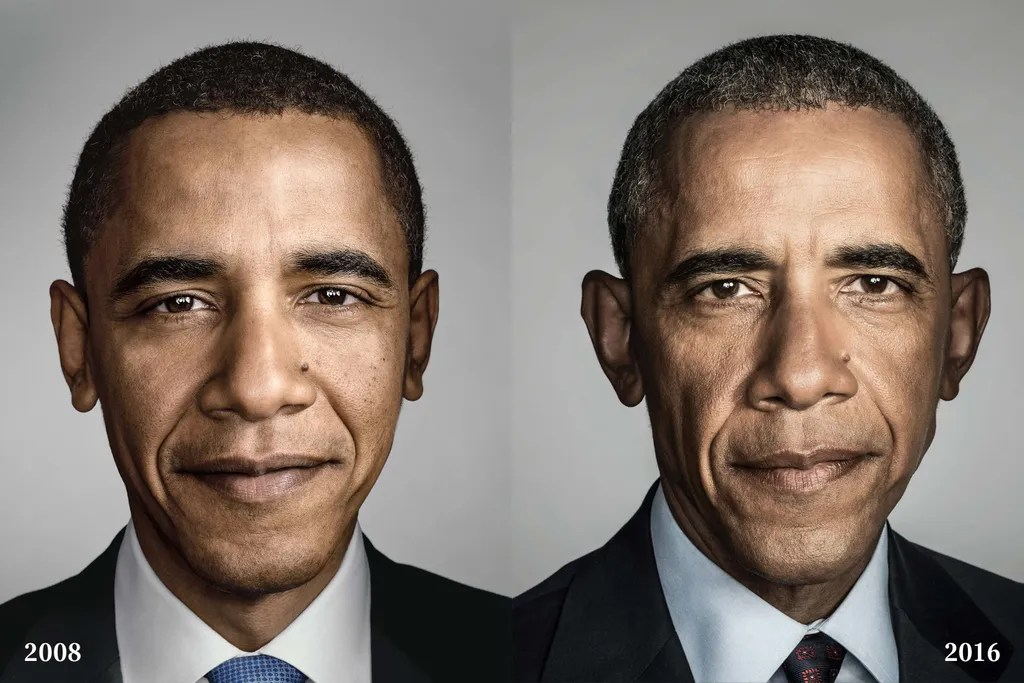 A History of President Obama\u0027s 8 Years in Office
