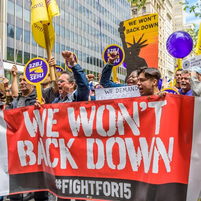Fight For 15 Movement Has Been a Boon for Low-Wage Workers