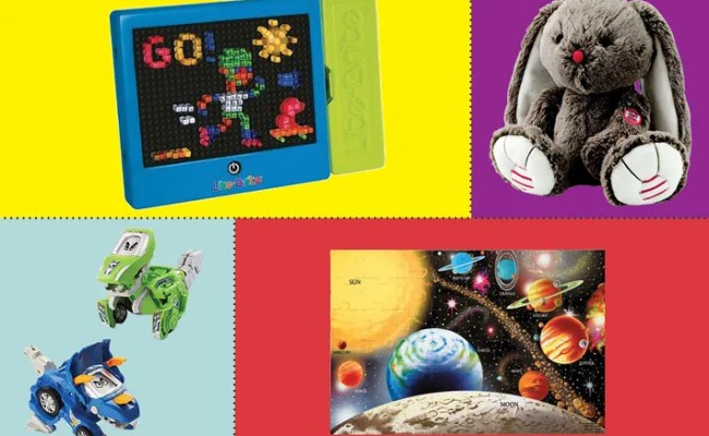 8 Best Toys For 3 Year Olds