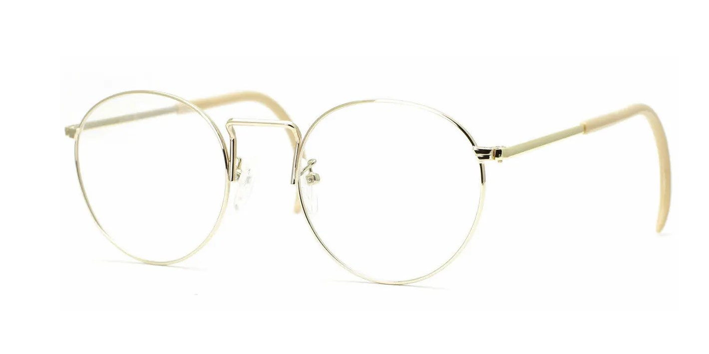 The Best Wire Frame Circle Glasses According To Editors