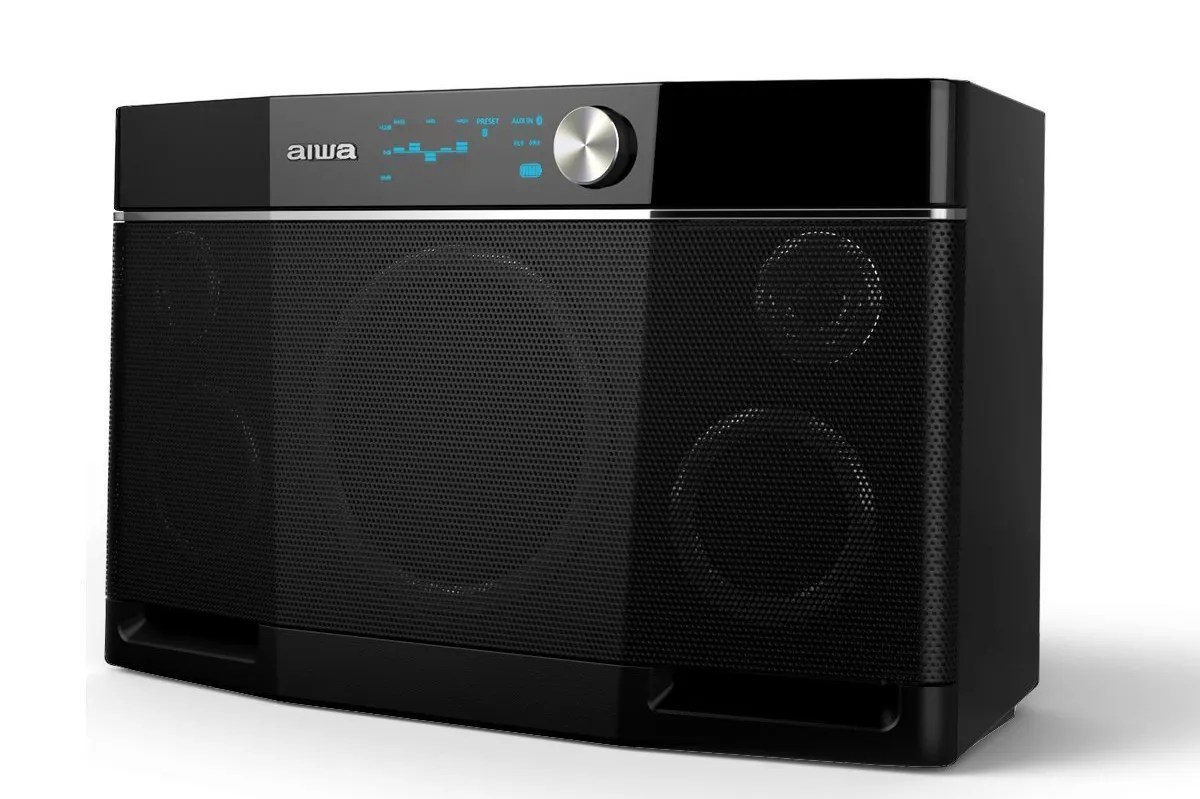 Nice Speakers For Room Aiwa Exos 9 Portable Bluetooth Speaker