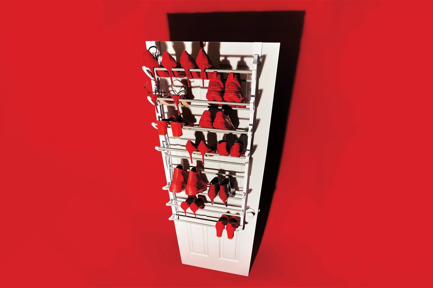 Best Over The Door Shoe Rack Whitmor Shoe Rack Review