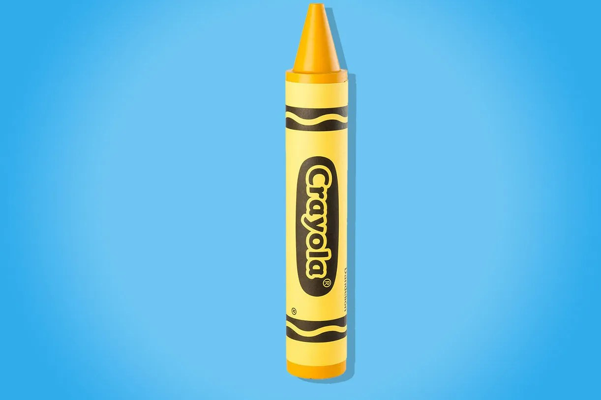 Crayola To Discontinue Dandelion Crayon Get Them Here Now