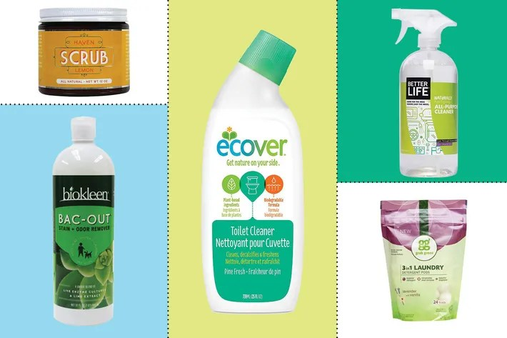 8 Best Natural  Organic Cleaning Products - pictures cleaning