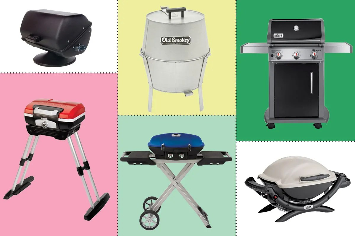 Small Barbecue Grill Best Grills For Your City Apartment