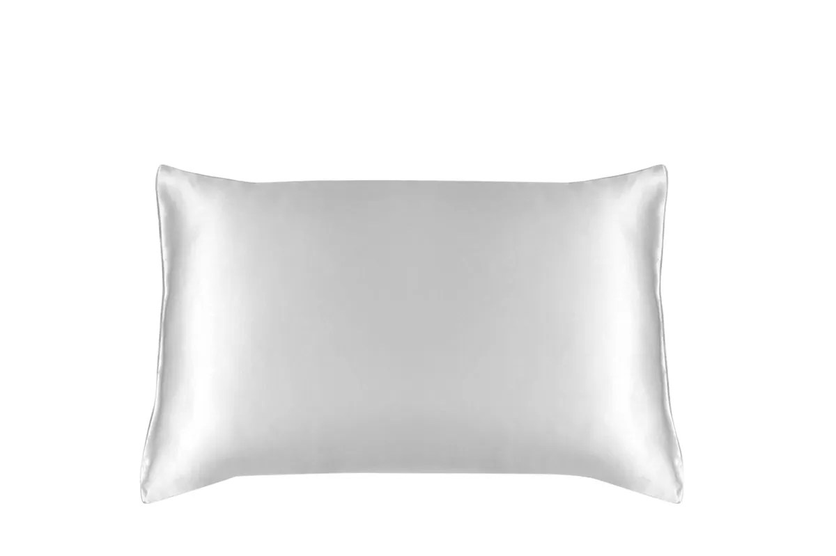 Satin Pillowcases With Zipper Myk Pure Natural Mulberry Silk Pillowcase 19 Momme